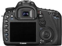Canon EOS 7D Controls