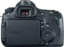 Canon EOS 60D Controls