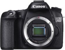 Canon EOS 70D Sensor