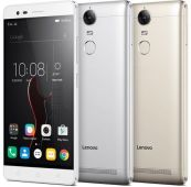 Lenovo K5 Note Fingerprint and Design