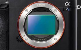 Sony Alpha A7S Sensor