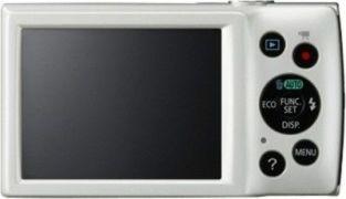 Canon IXUS 160 Controls