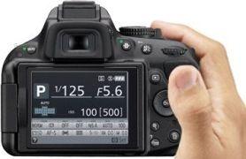 Nikon D5200 Controls