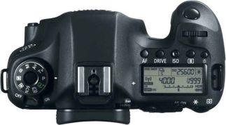 Canon EOS 6D Controls