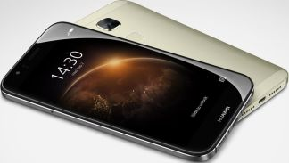 Huawei GX8 Design and Display