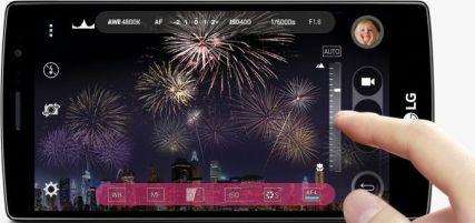 LG G4 Beat Camera