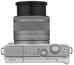 Canon EOS M10 Controls