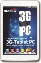 Merlin 3G Tablet PC 8.0