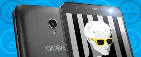 Alcatel Pop 4 Camera