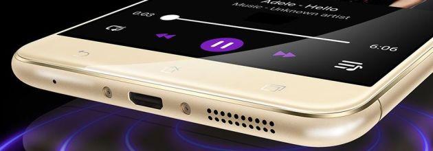 Asus Zenfone 3 Laser Charging-Slot