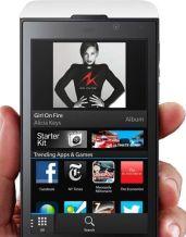 Blackberry Z10 Performance