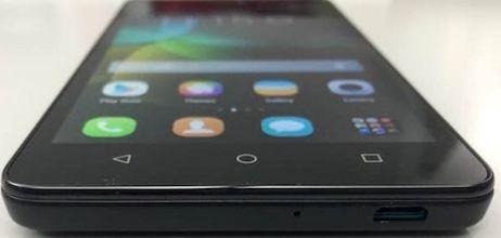 Huawei Honor 4C Battery Charging-Slot