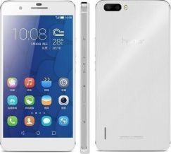 Huawei Honor 6 Plus Design and Display