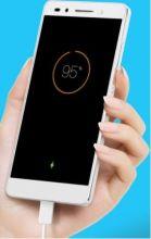 Huawei Honor 7 Smartphone Charging