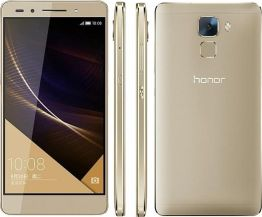 Huawei Honor 7 Design and Display