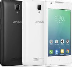 Lenovo Vibe A Design and Display