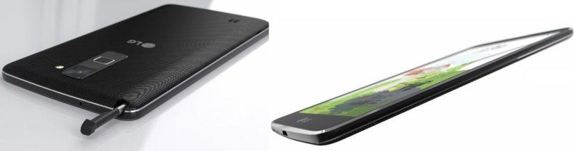 LG Stylus 2 Plus Display