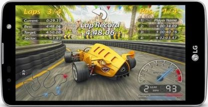 LG Stylus 2 Plus Performance