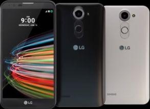 LG X Mach Design and Display
