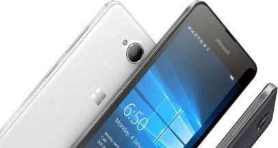 Microsoft Lumia 650 Display