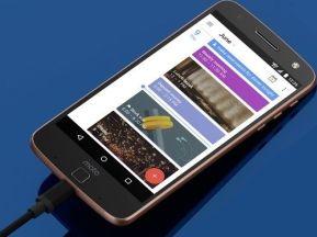 Motorola Moto Z Force Charging