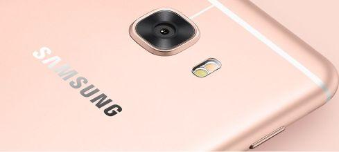 Samsung Galaxy C7 Camera