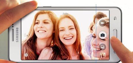 Samsung Galaxy Grand Prime Camera