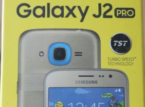 Samsung Galaxy J2 Pro Box Front Look