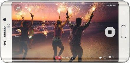 Samsung Galaxy S6 Edge Plus Camera