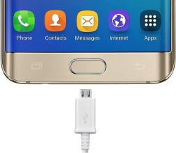 Samsung Galaxy S6 Edge Plus Charging