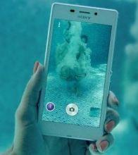 Sony Xperia M2 Aqua Camera