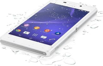 Sony Xperia M2 Aqua Display