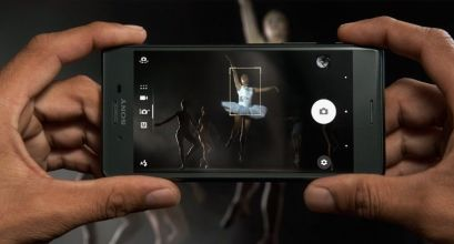 Sony Xperia X Performance Camera