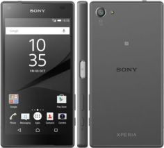 Sony Xperia Z5 Compact Design and Display