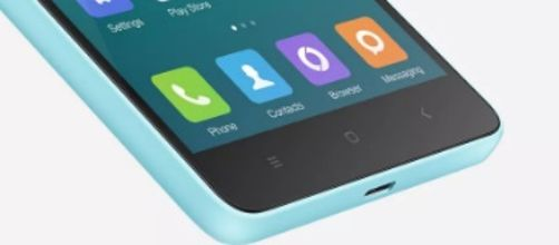 Xiaomi Mi 4i Charging Slot