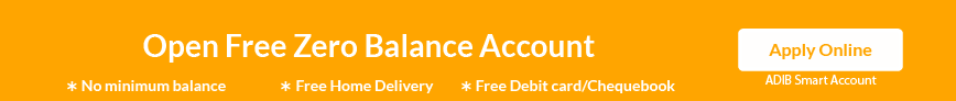 Zero Balance Free account