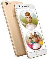 Oppo F3 Design and Display