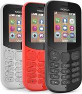 Nokia 130 2017 Design and Display