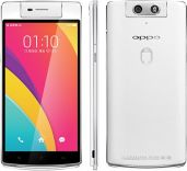Oppo N3 Design and Display