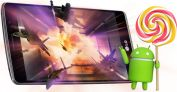 LG G4 Stylus Android Lollipop