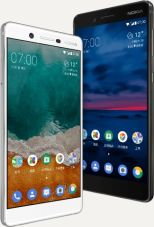Nokia 7 Design and Display
