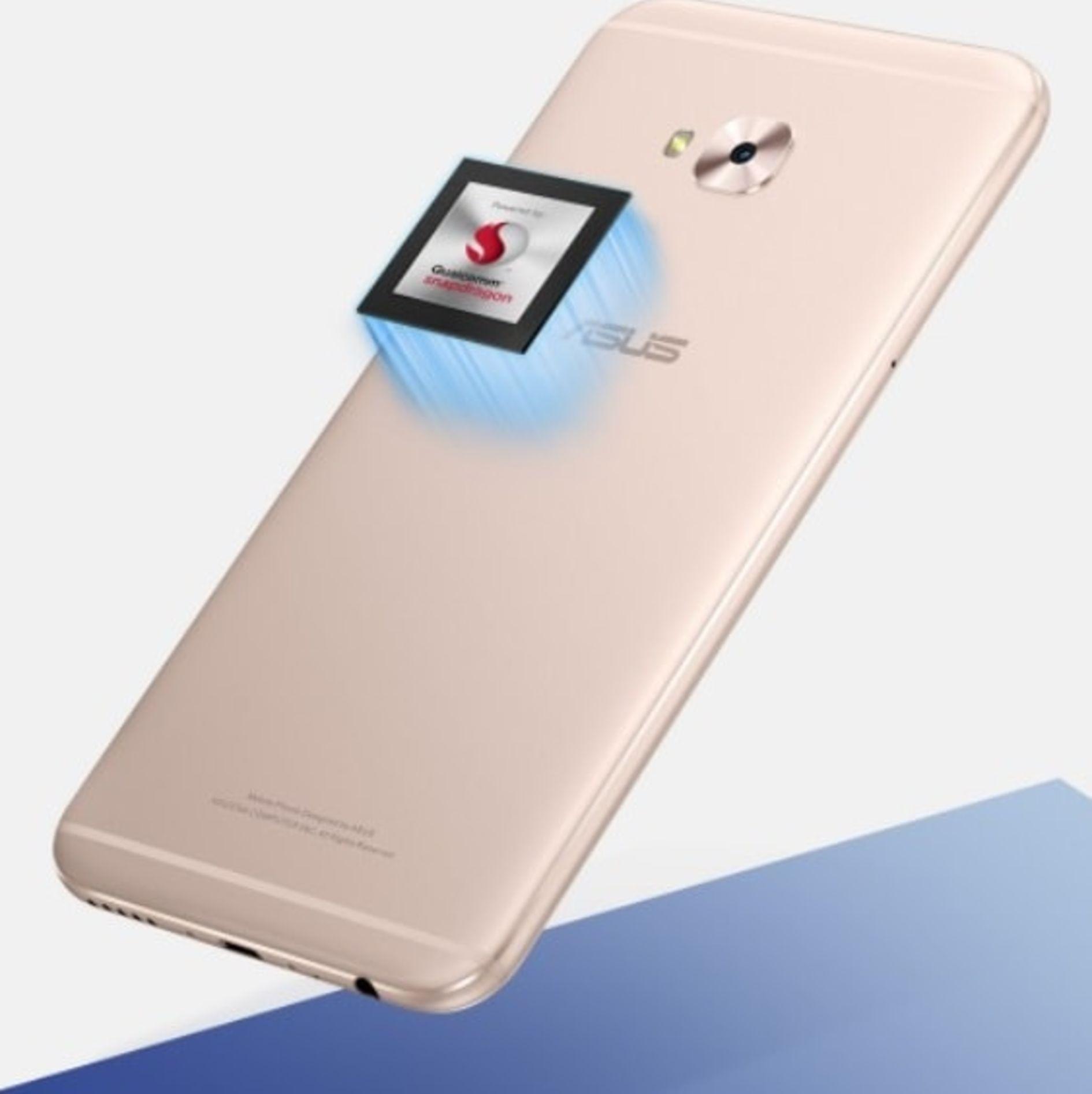 Asus Zenfone 4 Selfie Pro Processor
