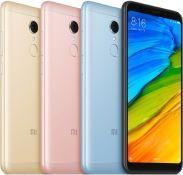 Xiaomi Redmi 5 Design and Display