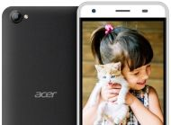 Acer Liquid Z6E Design and Display