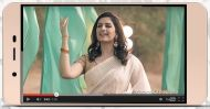 Micromax Vdeo 2 Design and Display