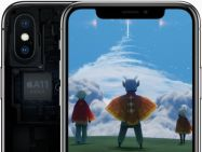Apple iPhone X A11 Bionic Chip