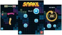 Nokia 3310 3G Snake Game