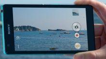 Sony Xperia ZL2 Camera