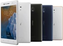 Nokia 3 Design and Display