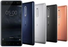 Nokia 5 Design and Display